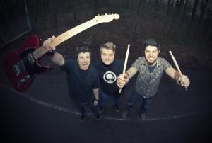 Kurzurlaub – eine neue Aachener Band