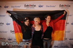 Elaiza singt für Deutschland in Kopenhagen