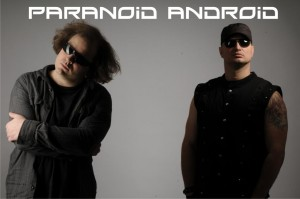 Die Band PARANOID ANDROID