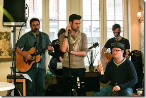 Unplugged Musik – eine weitere Band aus Aachen