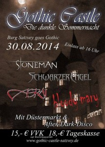 Gothic Castle – Die dunkle Sommernacht