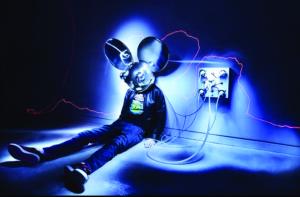"deadmau5 kündigt neues Album ""while(1"