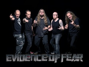 Interview mit EVIDENCE OF FEAR
