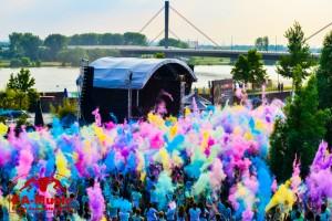 Holi Festival of Colours 2015