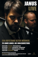 Janus – Ein Aufstand alter Männer – 20 Jahre Jubiläumstour