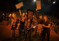 "CHILDREN OF BODOM – Gold Award für ""Halo Of Blood"""