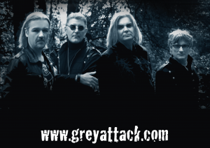 Grey Attack:  radikale Lust auf Rockmusik