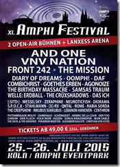 XI. Amphi Festival 2015