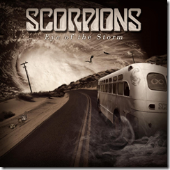 """SCORPIONS – """"Eye Of The Storm"""""""