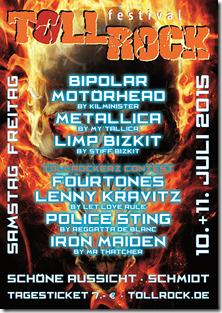 Tollrock Festival 2015