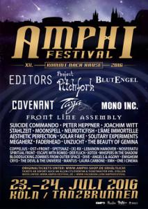 AMPHI Festival KOMMT NACH HAUSE!