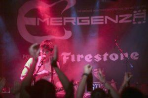 Emergenza Festivals 2017 mit FIRESTONE